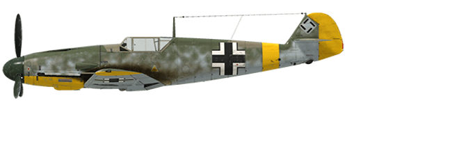 Bf 109 F-2